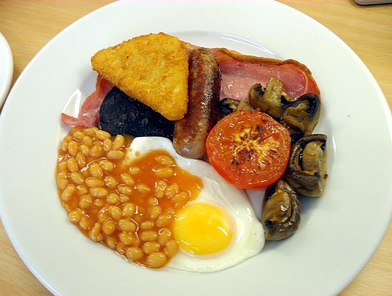 Full English Breakfast Recipe — Dishmaps